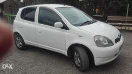 toyota vitz kbd auto 1000cc 2004 super clean buy and drive