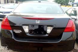 Foreign used Honda Accord 2007 for sale
