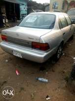 Manual transmission Toyota corolla 4sale in portharcourt