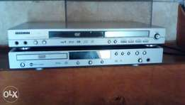 2 x dvd players for sale..