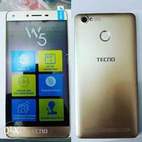 W5 Tecno brand-new with very clear camera