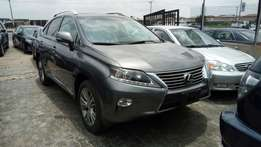 Smooth Driving Full Optioned 2014 Lexus RX 350 In Excellent Condition.