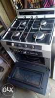 Lg dips gas oven cooker