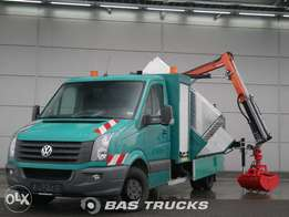 Volkswagen Crafter - For Import