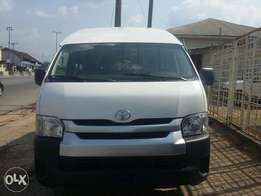 Clean Company Used Toyota Hiace Hummer Bus