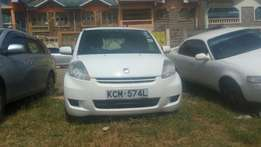 Toyota PASSO KCM white year 2010 for 510,000/-