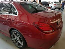 This Immaculate merc for R419 000, will sell fast.