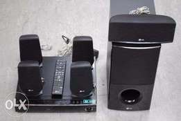 Brand new LG home theater 850 watts
