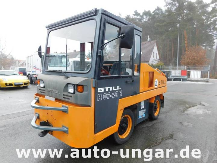 Still R07-20h Hybrid Diesel - Elektro Schlepper Zugmasch - 2004