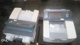 HP printer with photocopy