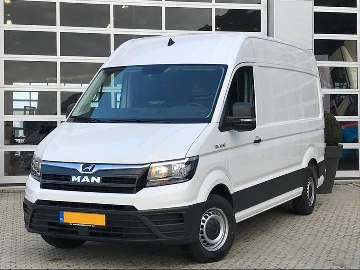 MAN Tge 3.140 L3h3 Gb Navi/bluetooth/camera/airco Normaal ? - 1900