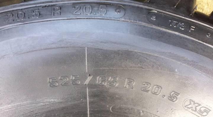 Michelin 525/65r20.5 Xs - Recap - image 6