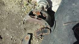 Actros calipers