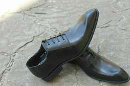 Leather official shoes