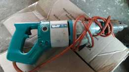 Wolf hammer action drill