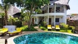 Boutique Hotel Rooms for Rent in Malindi