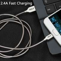 Golf 2.4A fast charging cable