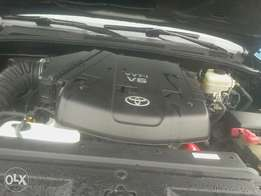 Toyota 4 runner 2008 leather sit