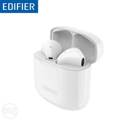EDIFIER TWS200 TWS Earbuds Qualcomm aptX Wireless earphone Bluetooth 5 الرياض -  1