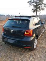 2015 Vw polo tsi with only 44 000km clean car for sale