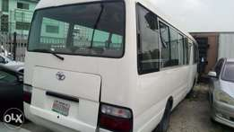 2008 Toyota coaster bus