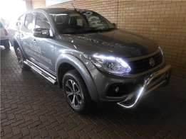 2016 Fiat Fullback 2.5 Di-D 4X4 131KW Double Cab Bakkie for sale in Ga