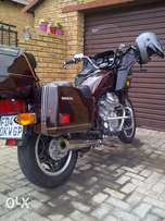 Honda Silver Wing 500 Gl Interstate to swap for superbike