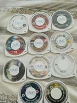 Sony PSP Games (Working Condition)