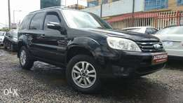 Ford Escape, Black, (KCG)