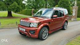 Land Rover Discovery 4 2010 model. KCP number Loaded with A rims,