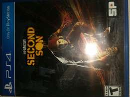 Infamious Second Son Ps4