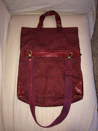Жіноча сумка комбінована  700 грн. - Сумки Коломыя на Olx e3b5f38339cbc