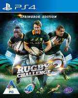 Selling Rugby Challenge 3: Springbok Edition (PS4) at GAMING4GEEKS.