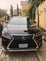 Few months old 2017 Lexus Rx 350.. F sports..