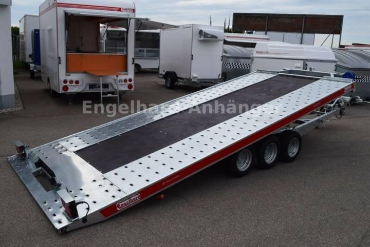 TEMA Carkeeper 4820/3 - 3500 kg 3-Achser