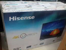 Hisense tv 55'' 4k ultra smart 55k300UW