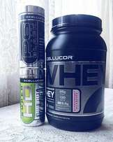 Cellucor 1KG Whey R200 and P6 Extreme R150