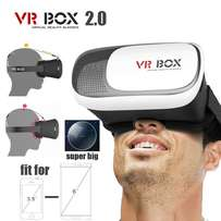 VR Box 3D Virtual Reality Glasses + Bluetooth Remote,NEW Free delivery