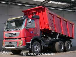 Volvo FMX 400 - To be Imported