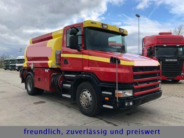 Scania *b 4x2*hauber * Tankwagen*willig* - 1998
