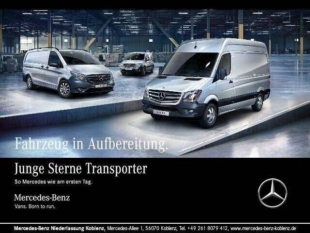 Mercedes-Benz Vito 111 BlueTEC Kasten Lang - 2018