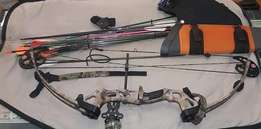 Compound Bow Reflex BigHorn - perfect hunting equipment