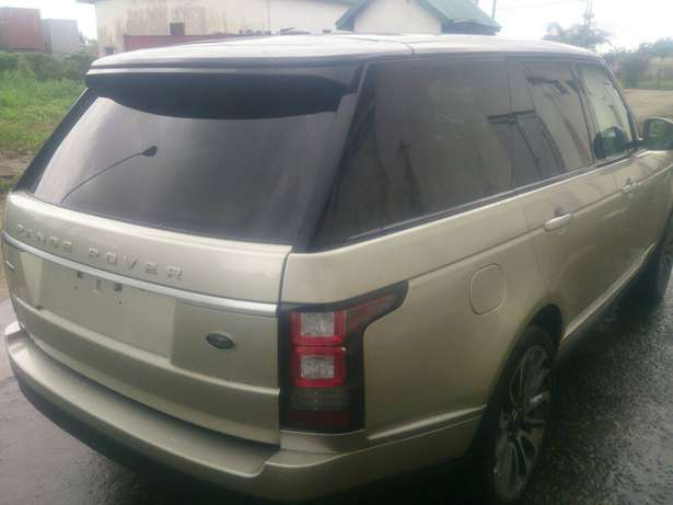 2014 Range Rover Autobiography in PHC Port Harcourt - image 5