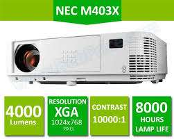 Best NEC Projector in town