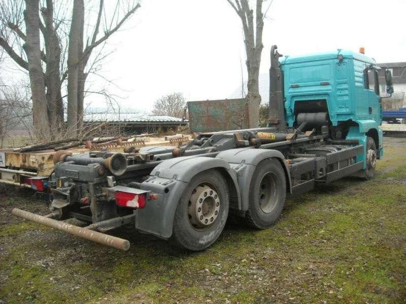 MAN TGA 26 440, EURO 4, 6x2 NL, Tüv 05/2020 - 2006 for sale   Tradus