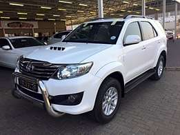 2013 Toyota Fortuner 2.5 D-4D A/T