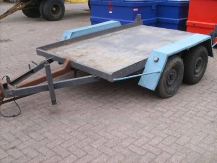 oprijtransporter low loader