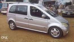 Mercedes Benz Vaneo 1st body for sale!