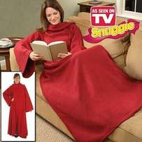 Brand New Snuggie Fleece Banket With Sleeves- Perfect for this Winter