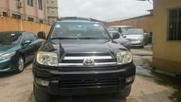 TOYOTA 4RUNNER 2006,very clean fairly used, client can call to inspect